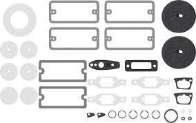 Weatherstripping & Rubber Restoration Parts - Paint Gasket Kits