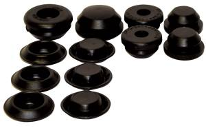 Weatherstripping & Rubber Restoration Parts - Rubber Plugs