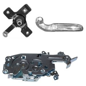 Classic Camaro Parts Online Catalog - Door Parts