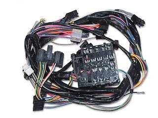 Under Dash Harness   1970 Impala or Caprice or Bel-Air or Biscayne    American Autowire   12427H&H Classic Parts