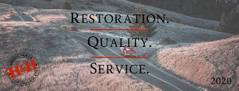 2020 Restoration Quality Service