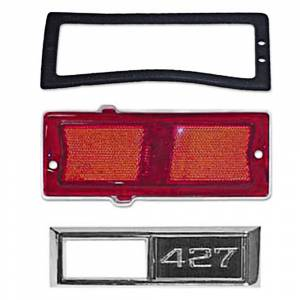 Chevelle - Side Marker Light Parts