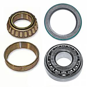 Chassis & Suspension Parts - Wheel Bearings