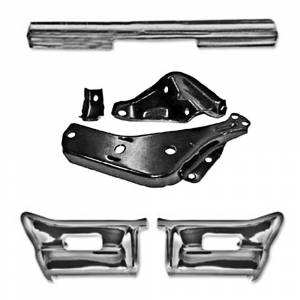 Impala - Bumper Parts (Chrome)