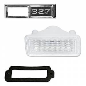 Exterior Parts & Trim - Side Marker Light Parts