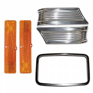 Exterior Parts & Trim - Parklight Parts