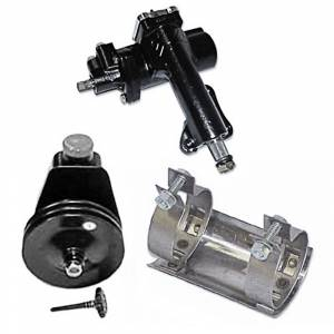 Chassis & Suspension Restoration Parts - Power Steering Parts