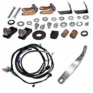 Engine & Transmission Restoration Parts - Starter Parts