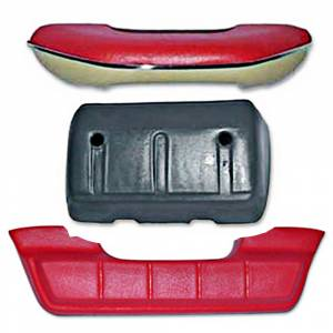 Interior Restoration Parts & Trim - Armrest Parts