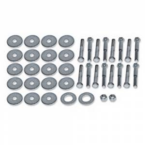 Body Mounts - Body Mount Bolt Kits