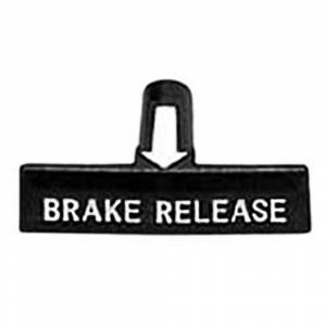 Brake Restoration Parts - Emergency Brake Pedal Parts