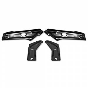 Chrome Bumpers - Bumper Brackets
