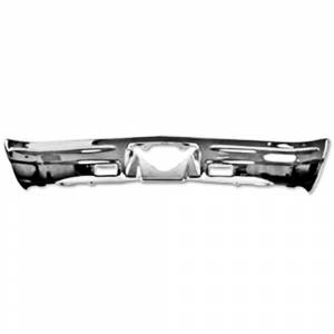 Chrome Bumpers - Rear Bumpers