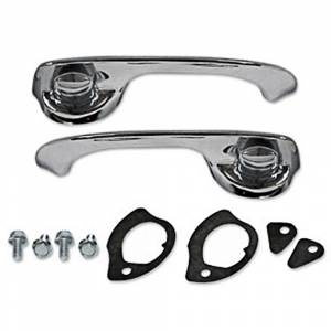Door Parts - Outside Door Handles