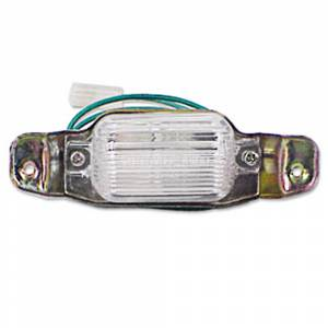 License Plate Parts - License Plate Light Parts