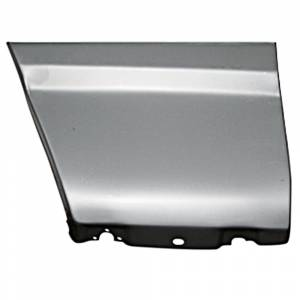 Sheet Metal Body Panels - Fender Patch Panels