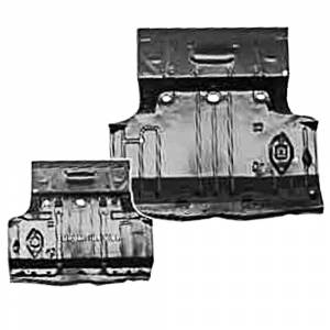 Sheet Metal Body Panels - Trunk Floor Pan Assemblies