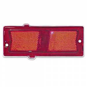 Side Marker Light Parts - Side Marker Light Lenses