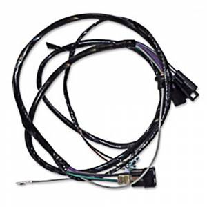 Factory Fit Wiring - Console Harnesses