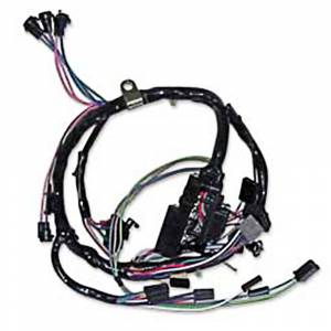 Wiring - Under Dash Harnesses