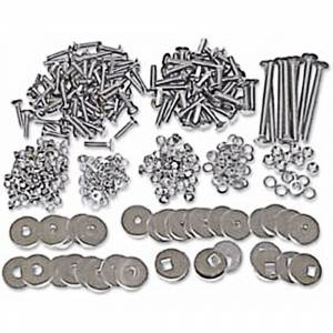 Bed Wood Parts - Bed Bolt Kits