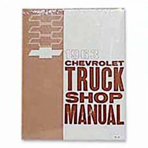 Books & Manuals - Shop Manuals