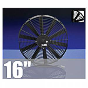 Radiator Parts - Electric Fan Kits