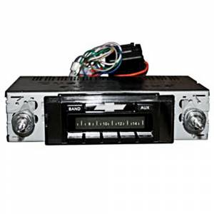 Audio & Radio Restoration Parts - Radios