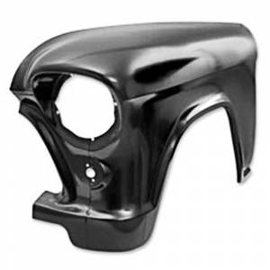 Sheet Metal Body Panels - Front Fenders