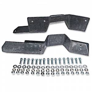 Chassis & Suspension Parts - C-Notch Kits