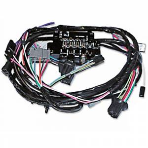 Factory Fit Wiring - Under Dash Wiring Harnesses