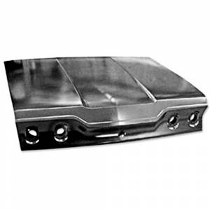 Sheet Metal Body Panels - Trunk Lids