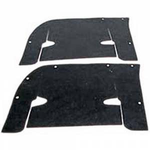 Chassis & Suspension Restoration Parts - A-Arm Dust Shields