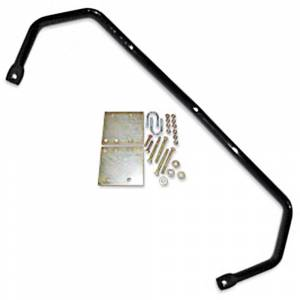 Chassis & Suspension Parts - Sway Bars