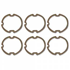 Taillight Parts - Taillight Lens Gaskets
