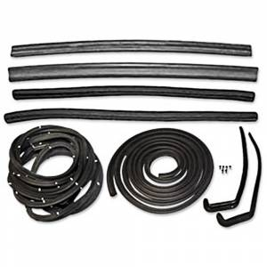 Weatherstrip Kits - Basic Weatherstrip Kits