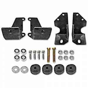 Transmission Parts - Transmission Conversion Mounts