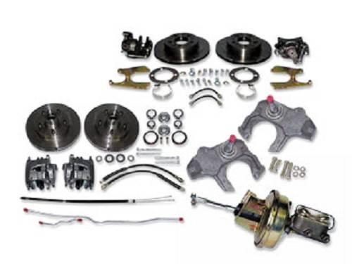 Disc Brake Conversion Kit - #15482 | H&H Classic Parts