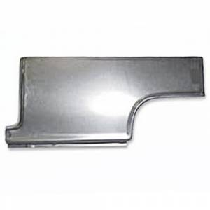 Sheet Metal Body Parts - Quarter Panel Sections