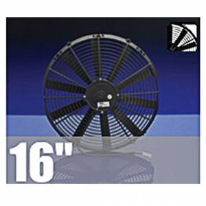 Cooling System Restoration Parts - Electric Fan Kits