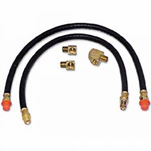 Oil System Parts - Oil Filter Lines