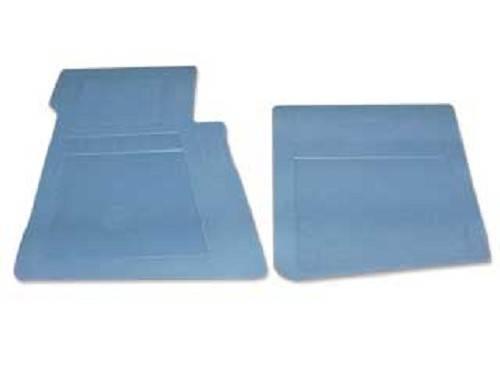 Chevy Vin Decoder >> OER Floor Mats Light Blue For 1972-1974 Nova or Chevy II | H&H