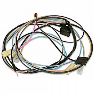 Clic Chevy/GMC Truck AC & Heater Wiring - H&H Clic Parts on