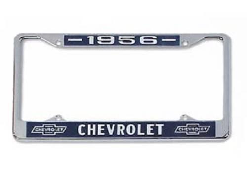 Chevrolet License Plate Frame