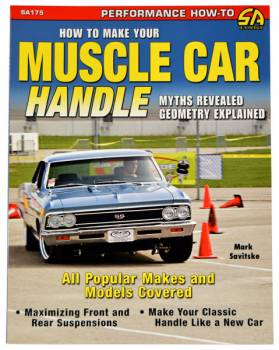 CarTech Automotive Manuals - How To Make Your Muscle Car Handle