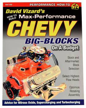CarTech Automotive Manuals - How To Build A Max-Performance Big Block Chevy On A Budget - Image 1