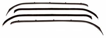Precision Replacement Parts - Window Felt Wiper Kit with Vent Window Deleted