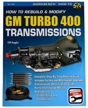CarTech Automotive Manuals - How To Rebuild & Modify A Turbo 400 - Image 1