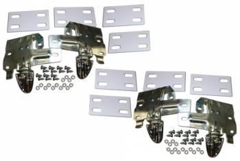 RestoParts (OPGI) - Seat Headrest Mounting Brackets (Does 2 Seats) - Image 1