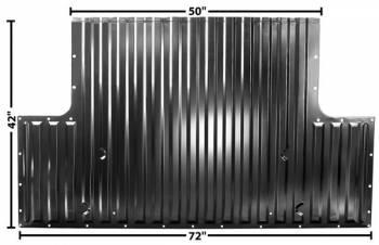 Dynacorn International LLC - Bed Floor Front Half Section - Image 1